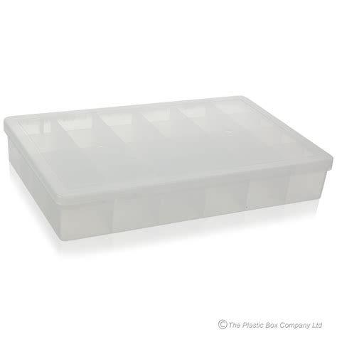 24 Compartment Large Storage Container24 Compartment Large Storage Container by Buy Large Plastic Organiser Storage With 24 Compartments