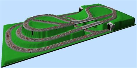 o gauge layout design software scarm track planning software discussion and tips o