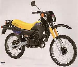 Ts 50 Suzuki Suzuki Ts 50 X