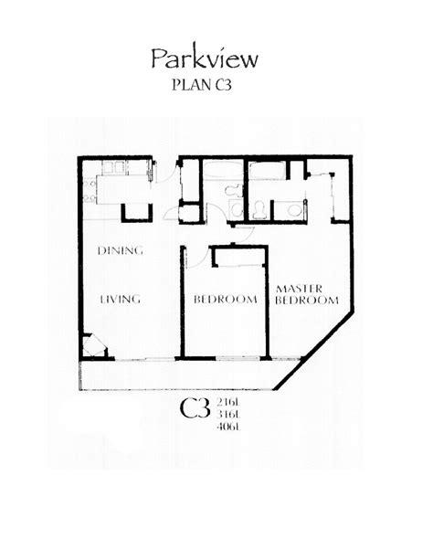 parkview floor plan parkview floor plan c3