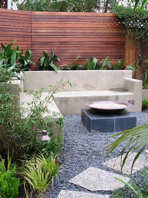 Fence Planters by Ipe Wood Fence Planters Seating Landscaping