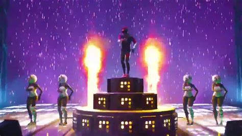 fortnite  samsung promotion trailer fortnite ikonik skin trailer youtube
