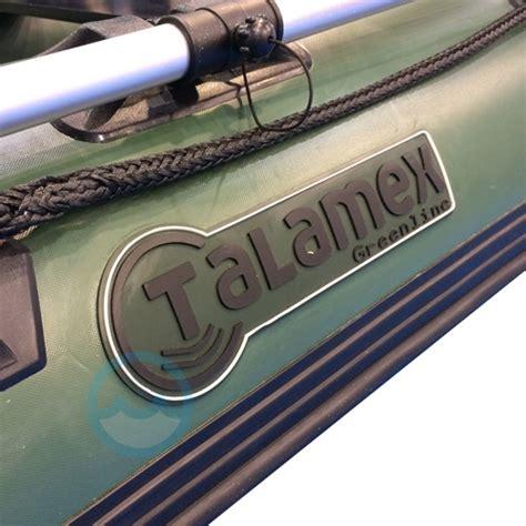 opblaasboot stevig talamex rubberboot visboot greenline gls 160 lattenbodem