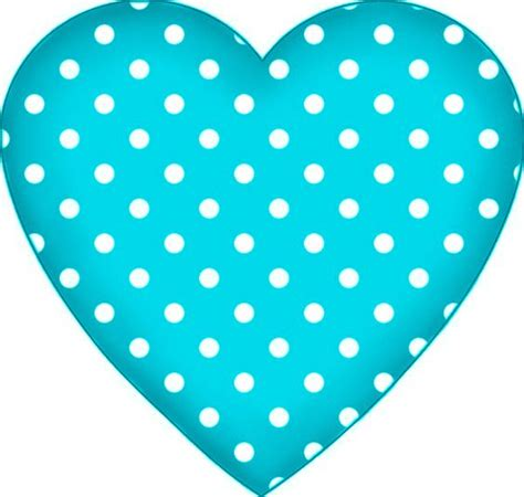 dot pattern heart teal white polkadot heart i love anything with dots