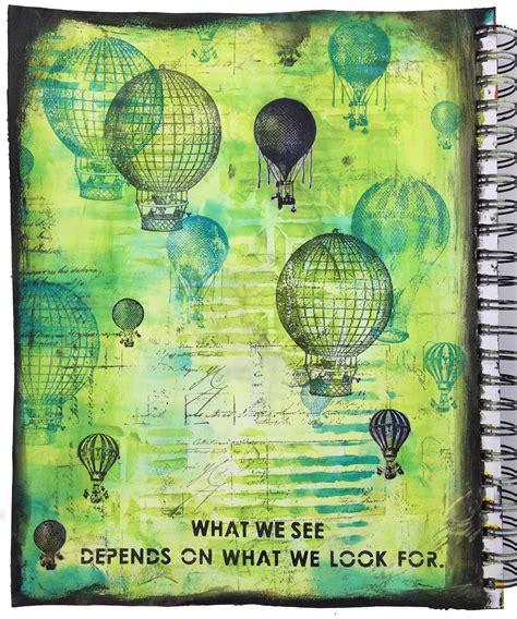 art design education journal art journaling marjie kemper designs