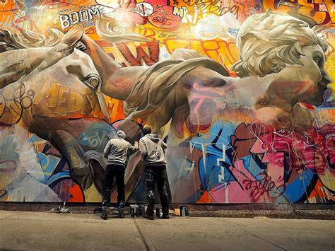 incredible  mural  pichiavo   iconic houston