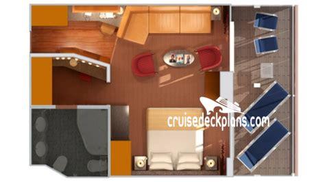 carnival dream suite floor plan costa diadema deck plans diagrams pictures video