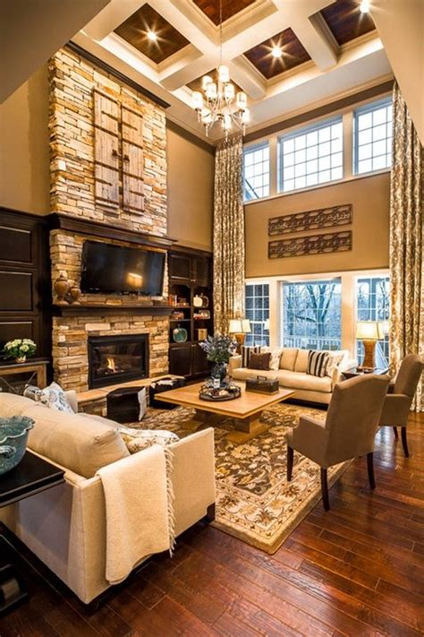 Lighting For Living Room With High Ceiling Lights For High Ceiling Living Room Home Decorating Trends Homedit