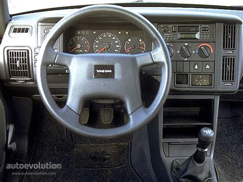 Volvo 440 Interior by Volvo 440 1993 1994 1995 1996 Autoevolution