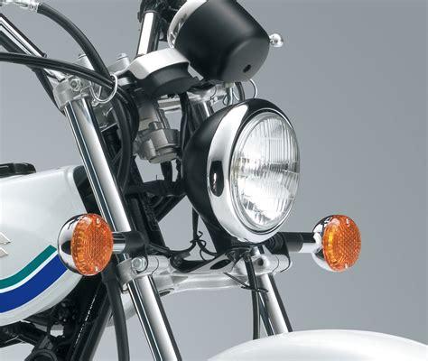 Suzuki Motorrad 125 Ccm Modelle by Suzuki Vanvan 125 Alle Technischen Daten Zum Modell