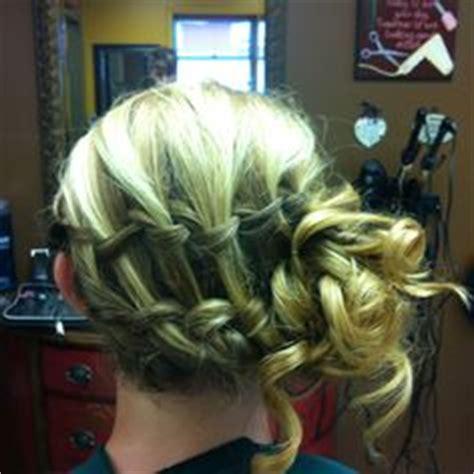 daddy daughter dance hair hairstyles pinterest little girl s half up half down formal hair daddy