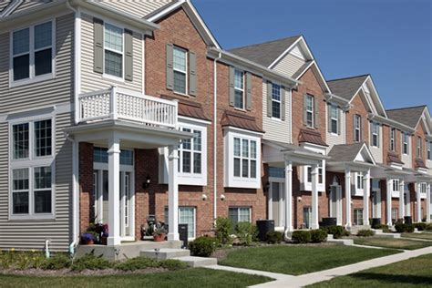 what is a townhome architectural styles duplex townhome row house windermere