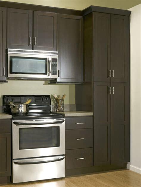 Premier Kitchen Cabinets Craftsman Premier Amesbury Espresso Kitchen Swansea Cabinet Outlet