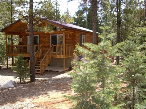 Cabins In Zion National Park by Log Cabin Near Zion Bryce In Duck Vrbo