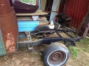 sell used 1948 53 54 chevy truck 2 original frames 2