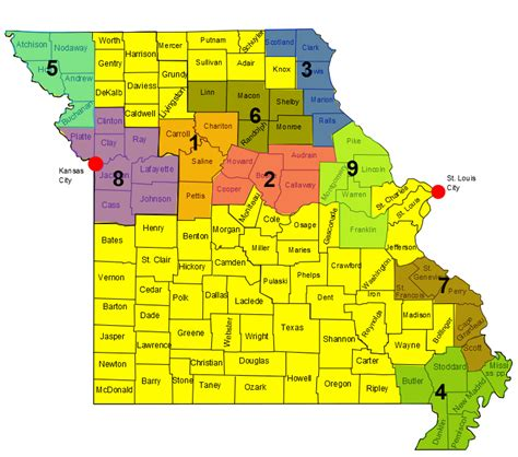County Missouri Property Records Missouri Association Of Counties Chariton County