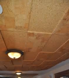 Cork Ceiling Jelinek Cork Get Corking Corked Walls The Ideal