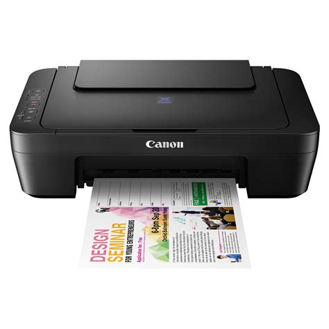 Printer Canon Di Samarinda canon inkjet printer pixma e410 model can i e410 printers scanners fax machines