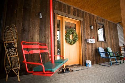ski lift chair ideas ski chair lift porch swing outside inside