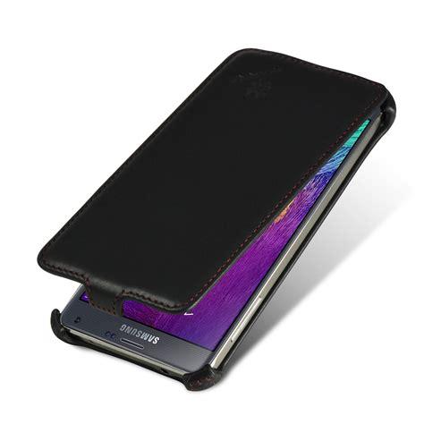 Samsung Galaxy Note 4 Wallet Flip Leather Sarung Dompet Original leicke manna ultraslim samsung galaxy note 4 flip protective