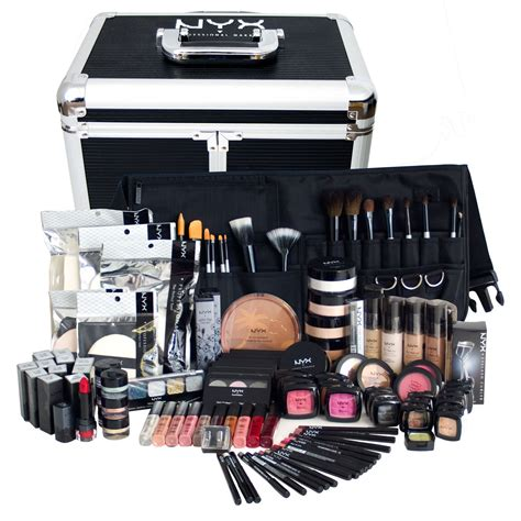 Makeup Kit Nyx makeup artist studio equipment studio design gallery