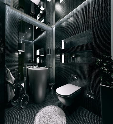 bathroom dark bathroom by kasrawy on deviantart