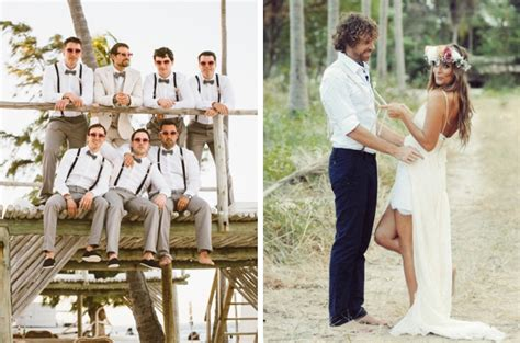 Wedding Attire For Groom by 20 Wedding Looks For Grooms Groomsmen Southbound