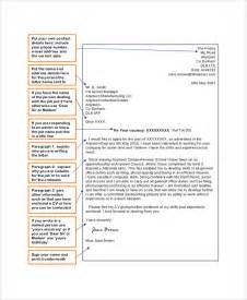sample application letter 18 examples in pdf word