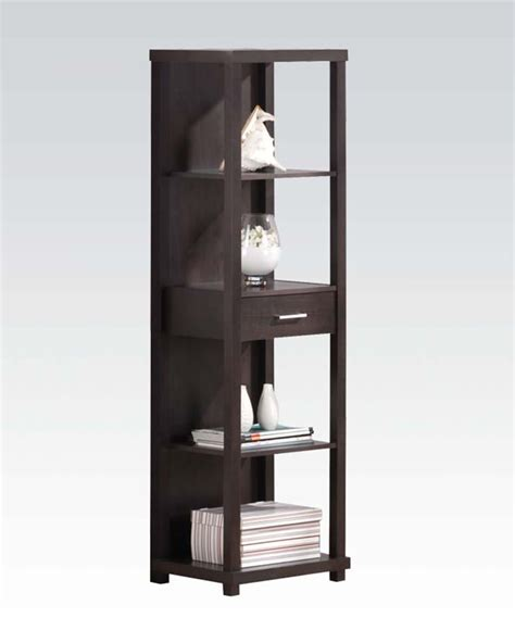 Next Door Furniture by Acme Furniture High Cabinet W One Door Ac08279