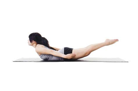boat pose psoas rutina de yoga para curar el dolor de espalda