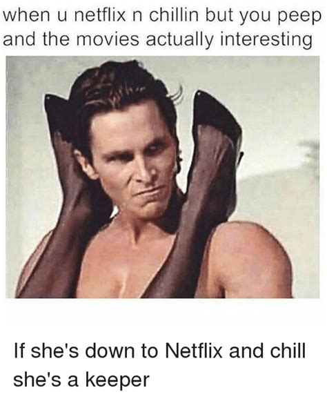 Movies And Chill Meme - funny netflix memes of 2017 on sizzle chill