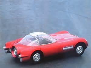 Pontiac Bonneville Special Pontiac Bonneville Special Concept Car 1954