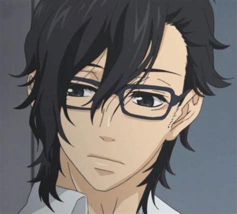 anime glasses i love anime guys with glasses swoon draw a hunky guy