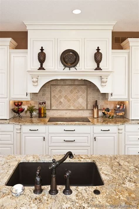 24 Beautiful Granite Countertop Kitchen Ideas Page 4 Of 5 Pictures Of Kitchens Traditional White Kitchen