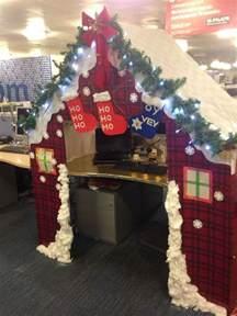 christmas desk decorations santa s grotto christmakkah