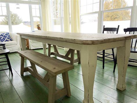 Table Pour Cuisine 騁roite - table sur mesure salle a manger cuisine antique lanaudiere