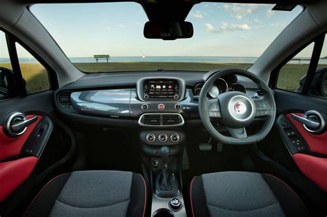 Fiat 500x Interior by Fiat 500x Now On Sale In Australia From 28 000