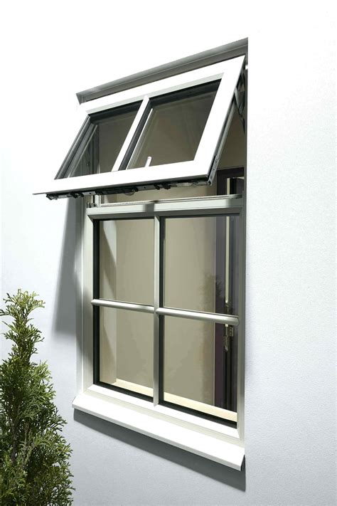 double awning windows aeris window styles casement double hung awning windows