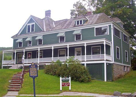 the grey house file zane grey house lackawaxen pa jpg wikipedia