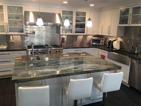Modern Kitchen Countertop   Stone Design By Santos