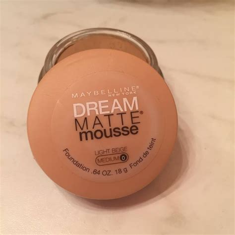 Maybelline New York maybelline new york matte mousse foundation reviews