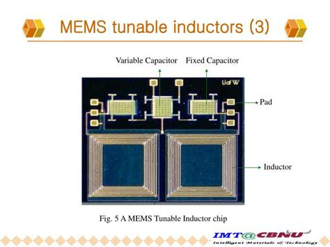mems switched tunable inductors ppt rf mems devices powerpoint presentation id 5576224