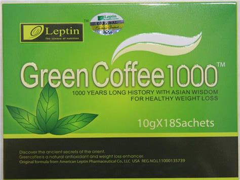 original leptin green coffee 1000 reduces appetite and stimulates me selangor end time 1 2