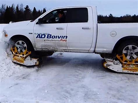 cadenas de auto para la nieve track n go adapta tu veh 237 culo para la nieve autocosmos