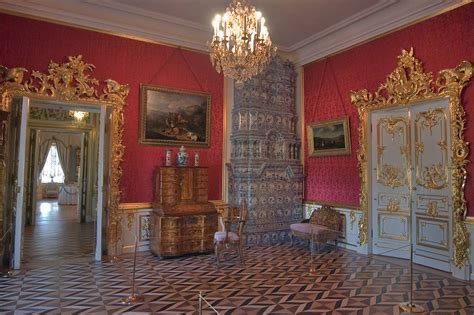 Peterhof Palace Interior Photos by Rusia Peterhof El Gran Palacio De Pedro El Grande On