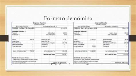 formato nmina excel 2015 formatos para nomina formatos de nomina