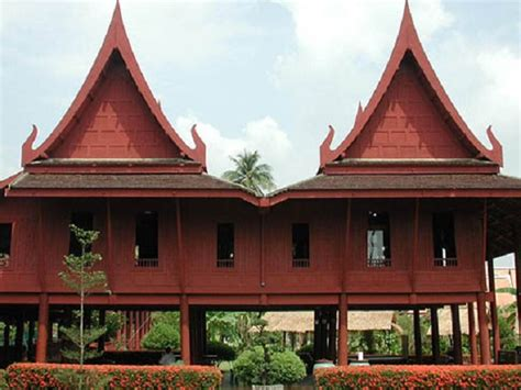 thai homes maison traditionnelle tha 239 landaise