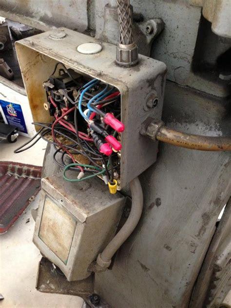 century motor  south bend lathe