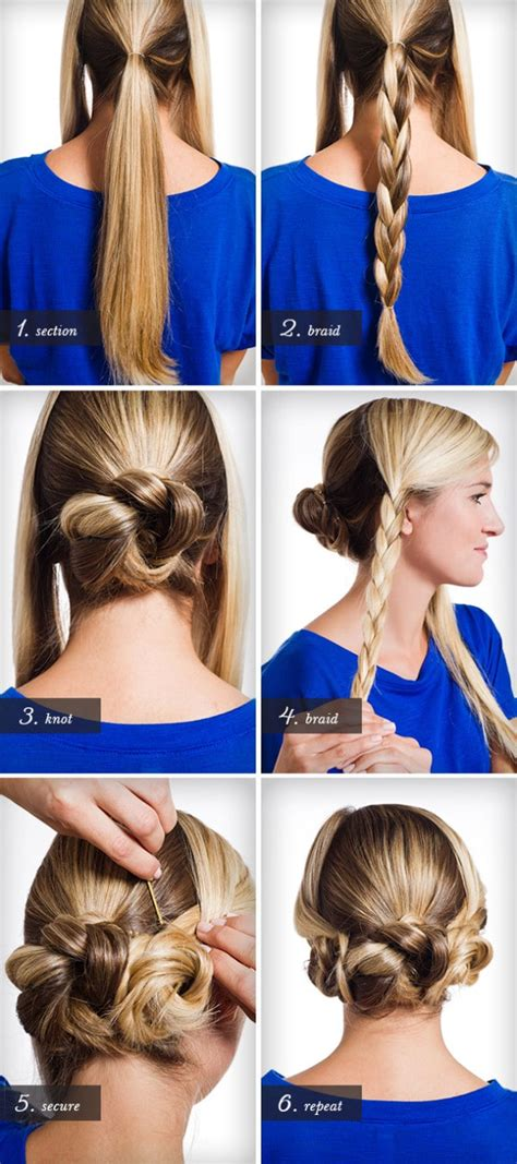 easy way to make hairstyles 14 cute and easy ways to create awesome hairstyle for less