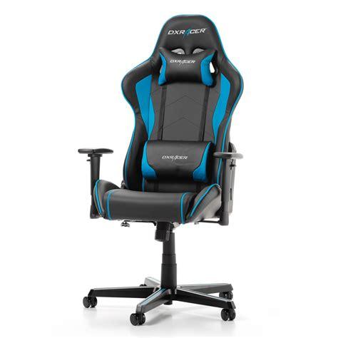 siege pc gamer dxracer formula fh08 bleu si 232 ge pc dxracer sur ldlc com